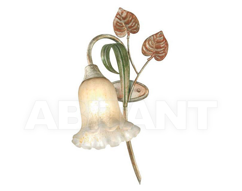 Купить Светильник настенный Garden Leonardo Luce Italia Interno Decorativo 2168/A1-SX