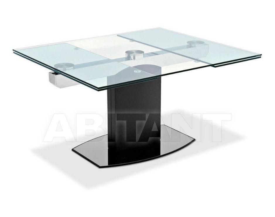 Купить Стол обеденный COSMIC Calligaris  Dining CS/4055-VR 140 GTG, P77, P15