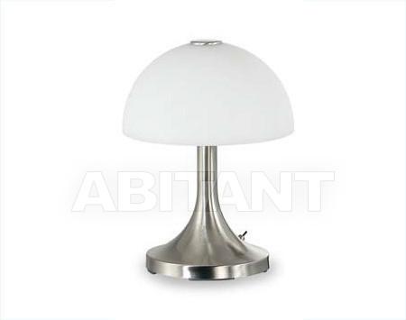 Купить Лампа настольная Leonardo Luce Italia Interno Decorativo 3858/NKS