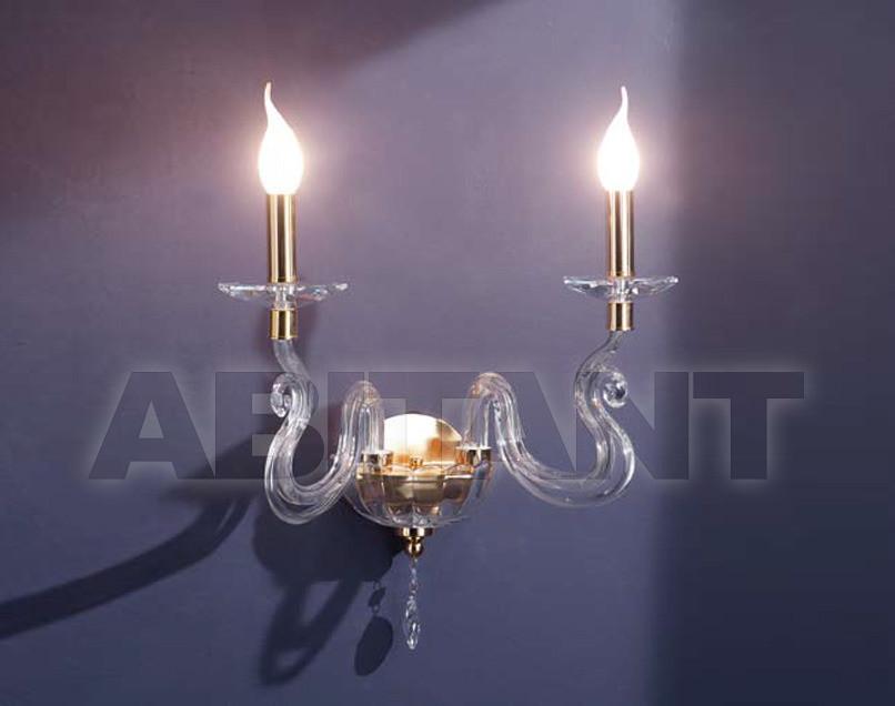 Купить Светильник настенный Euroluce Lampadari  2010 205/A2L