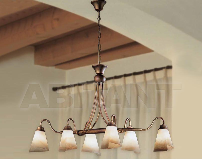 Купить Люстра KONICA Luci Italiane (Evi Style, Morosini) Traditional ES5200/6R01S07