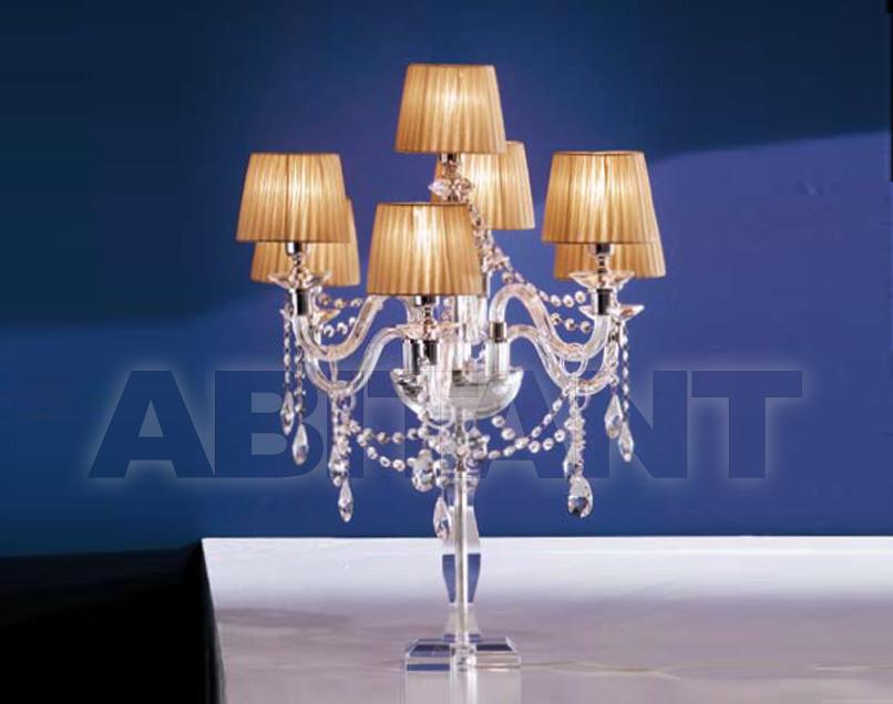 Купить Лампа настольная Euroluce Lampadari  2012 196/F6+1L