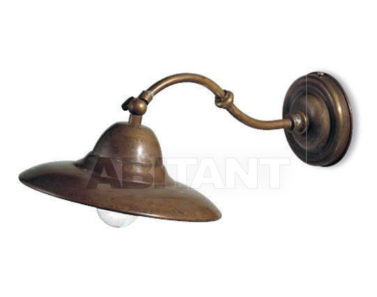 Купить Светильник настенный IL Fanale Lampade 206.04.OO