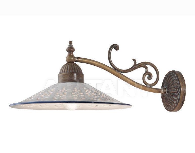 Купить Светильник настенный IL Fanale Lampade 062.04.OC