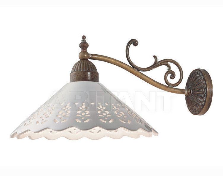 Купить Светильник настенный IL Fanale Lampade 065.04.OC