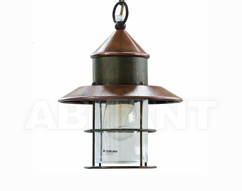 Купить Подвесной фонарь IL Fanale Lampade 246.07.ORB