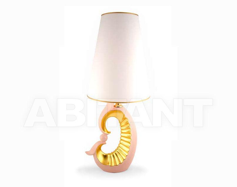 Купить Лампа настольная Bruno Costenaro  2011 M728/PINK-OL