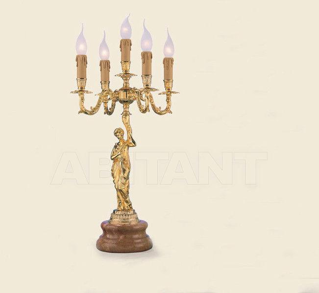 Купить Лампа настольная Creaciones Cordon Time Is Gold 411/5