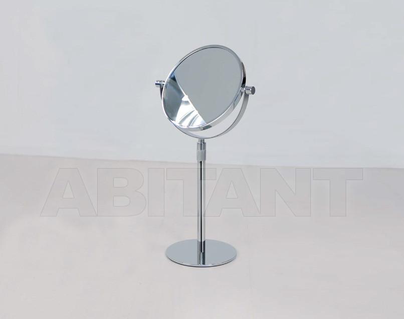 Купить Зеркало настольное Colombo Design Black And White b9752
