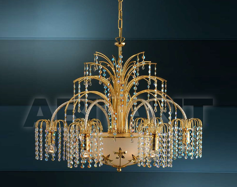Купить Люстра Arredo Luce Fashion Crystal 512/6+6