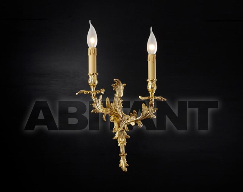 Купить Светильник настенный Arredo Luce Gold Light And Crystal 12.215/2
