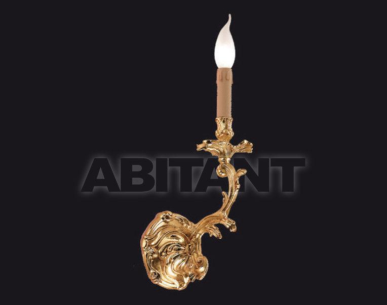 Купить Светильник настенный Arredo Luce Gold Light And Crystal 12.915/1