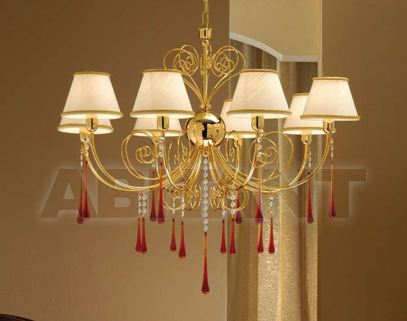 Купить Люстра Arredo Luce Luxury Crystal 711/8