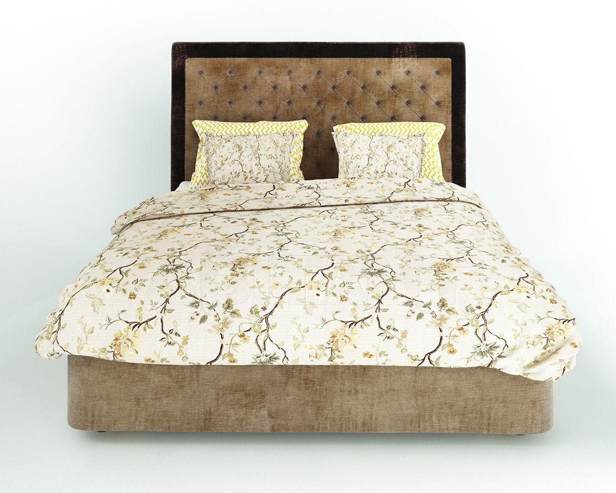 Купить Кровать Бруклин с капитонами