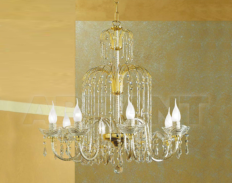 Купить Люстра Arredo Luce Royal Crystal 410/8