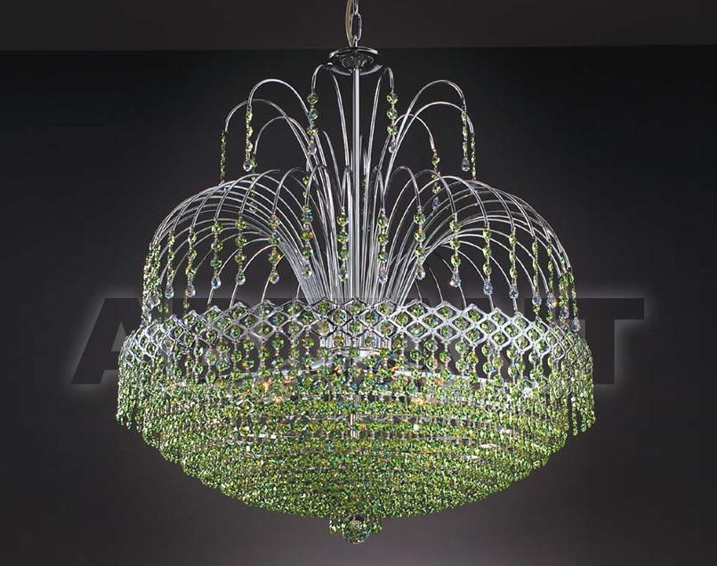 Купить Люстра Arredo Luce Royal Crystal 417/10