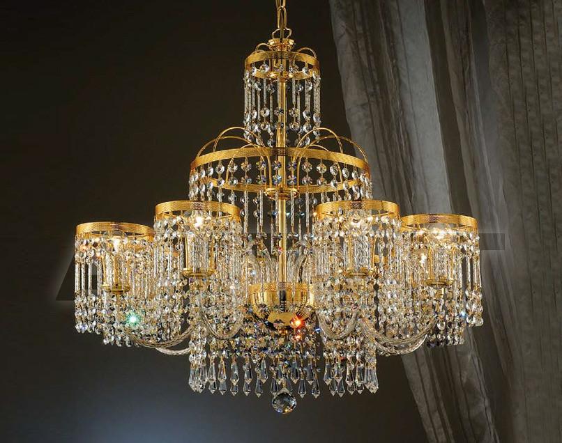 Купить Люстра Arredo Luce Royal Crystal 451/8