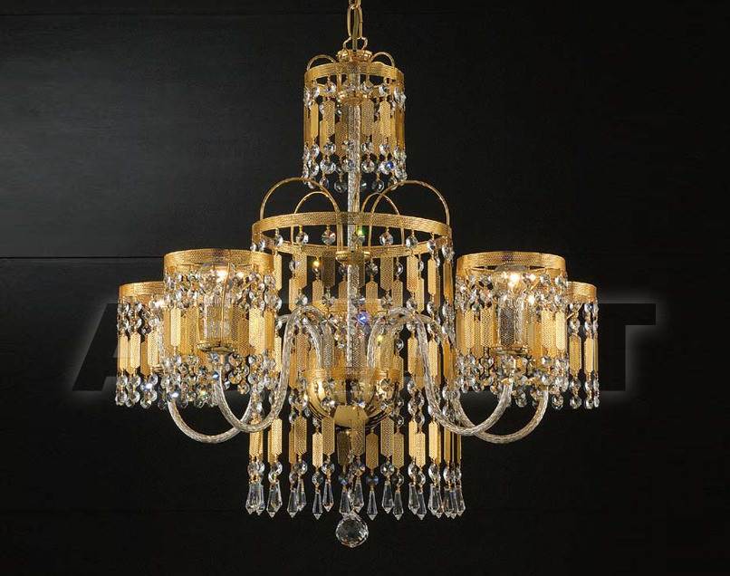 Купить Люстра Arredo Luce Royal Crystal 450/5