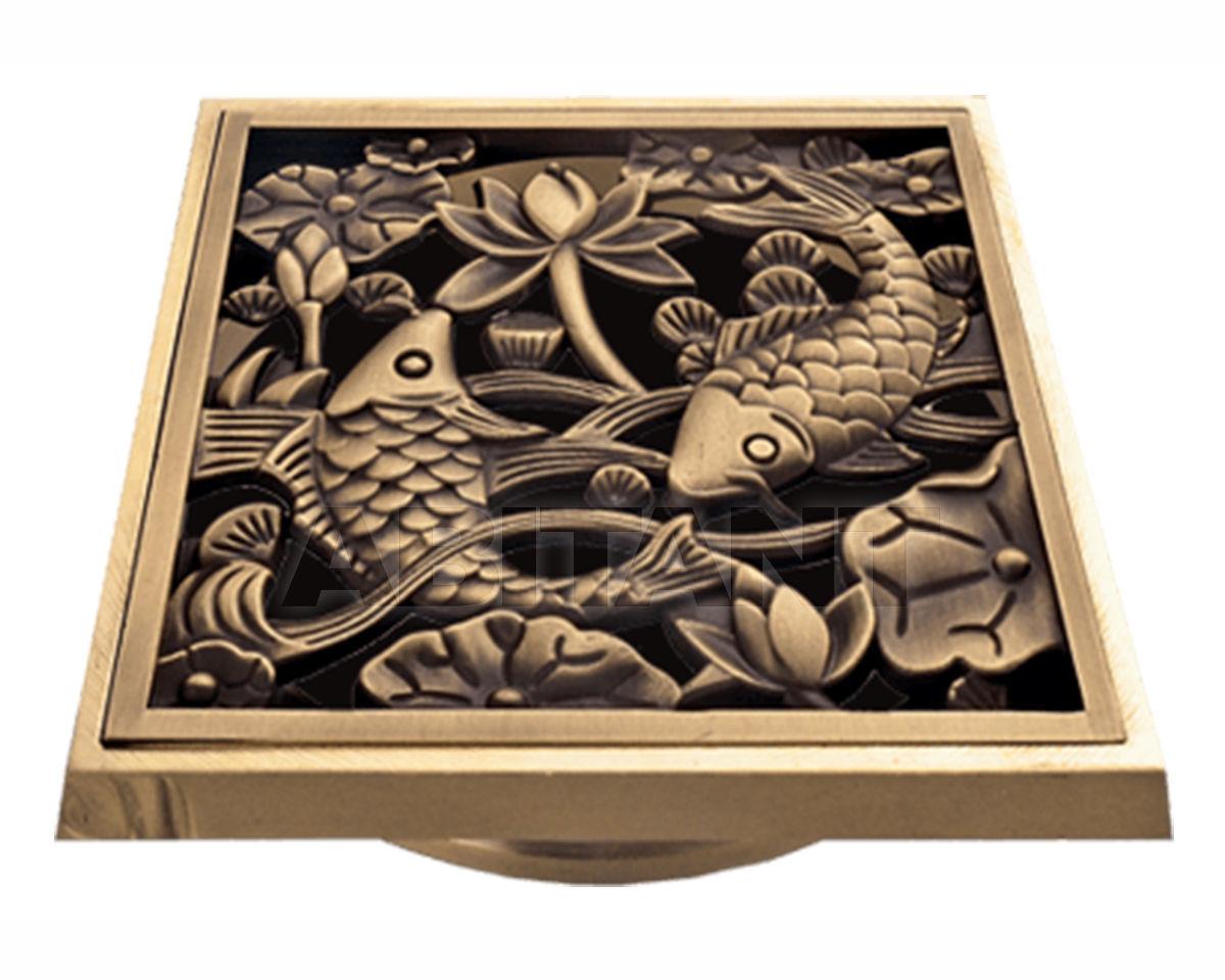 Купить Слив напольный Bronze de Luxe 21980/4927.3