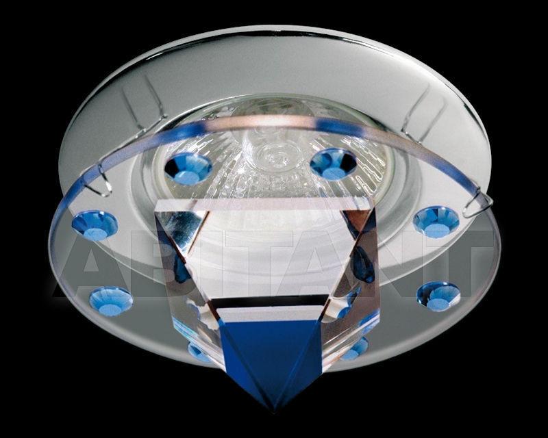 Купить Светильник точечный Gumarcris  Crystal Spot Lights 76AZUL