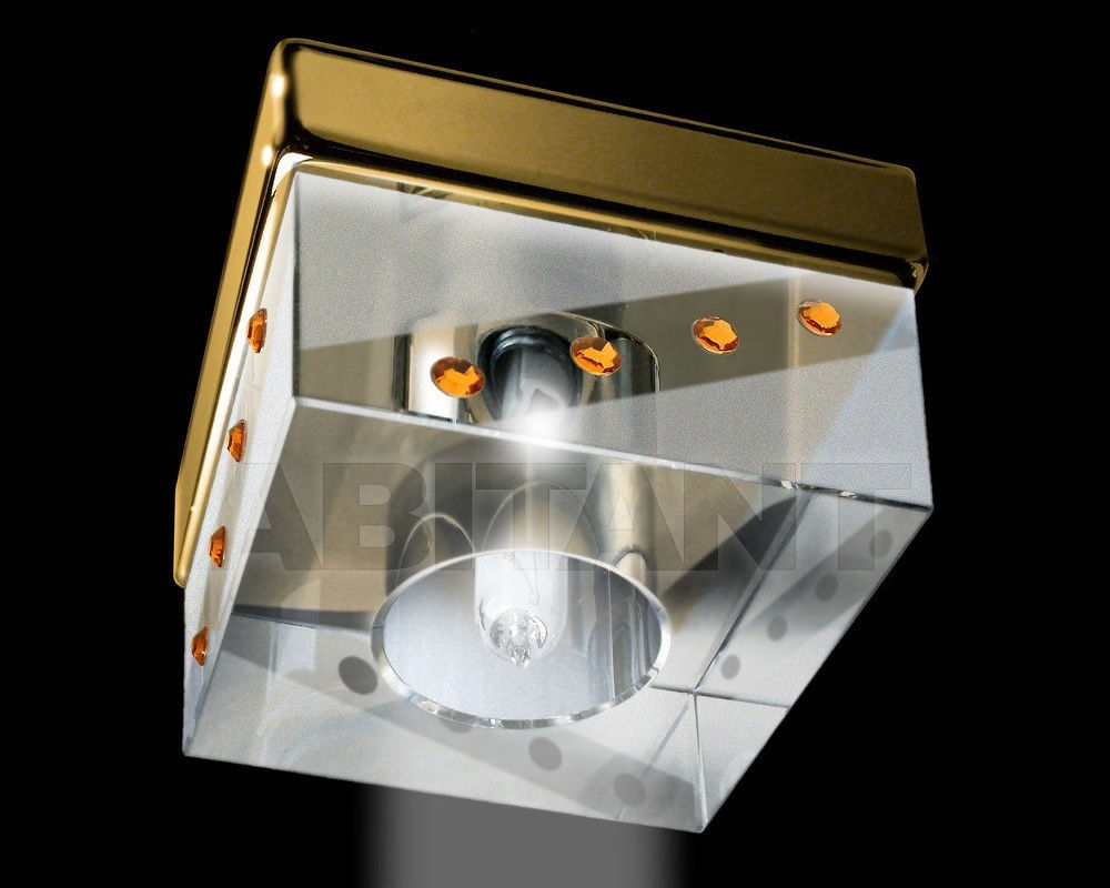 Купить Светильник точечный Gumarcris  Crystal Spot Lights 2016OR