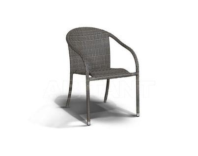 """""""Форли"""" стул серо - коричневый"""