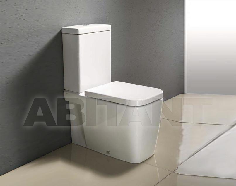 Купить Унитаз напольный TR ACCIA GSI Ceramica Lavabi 691711