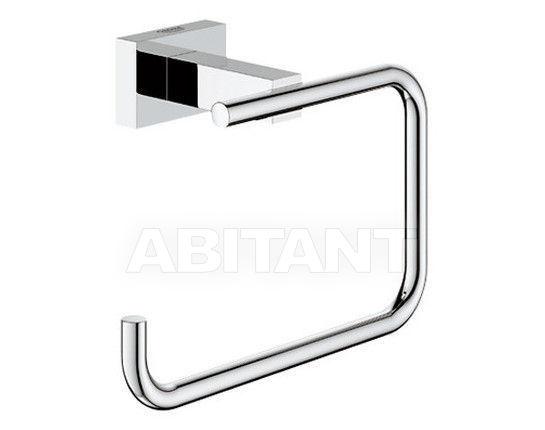 Купить Держатель для туалетной бумаги ESSENTIALS CUBE Grohe 2012 40 507 000