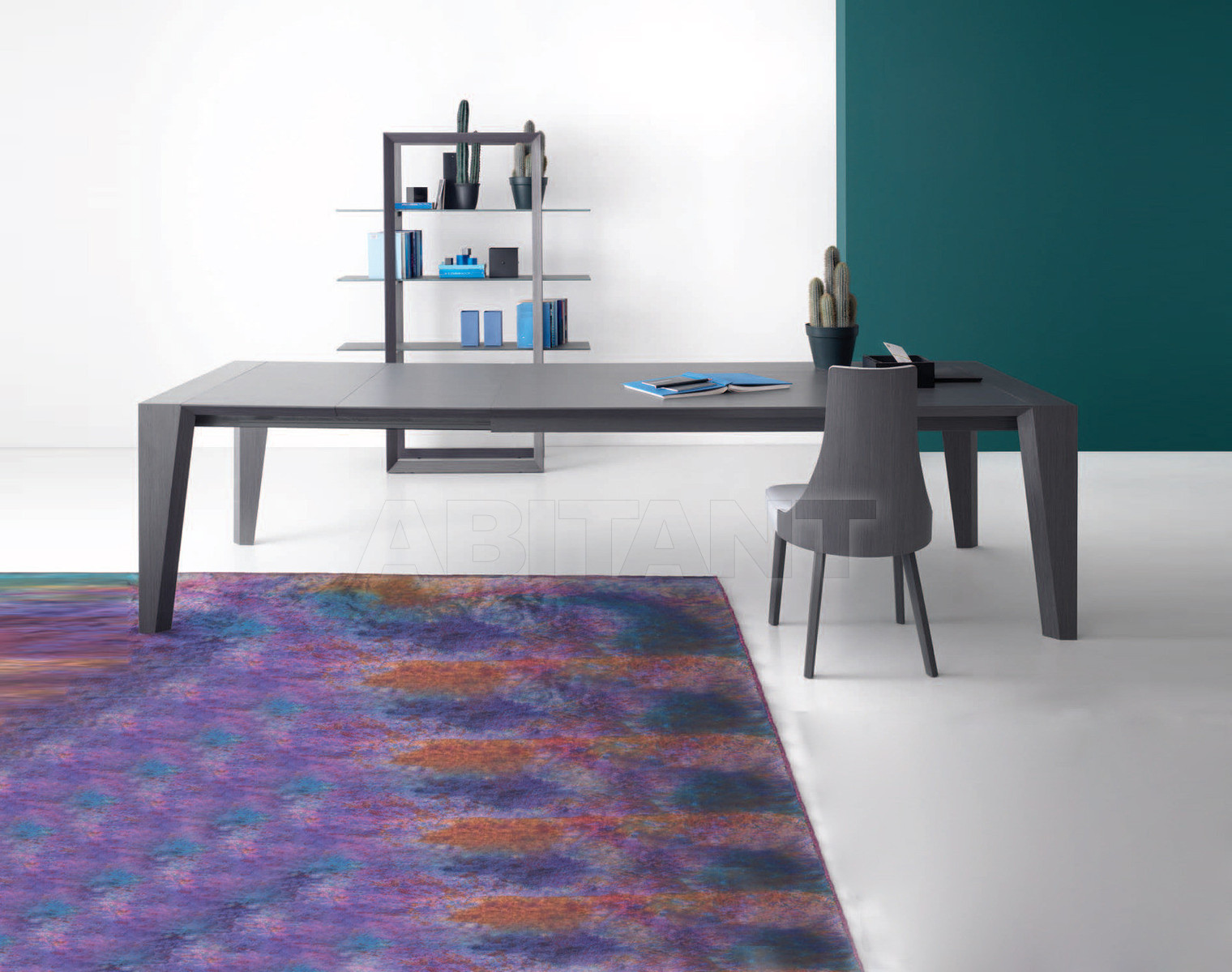 Купить Стол обеденный Plus COM.P.AR Extensible Tables 658 + 048