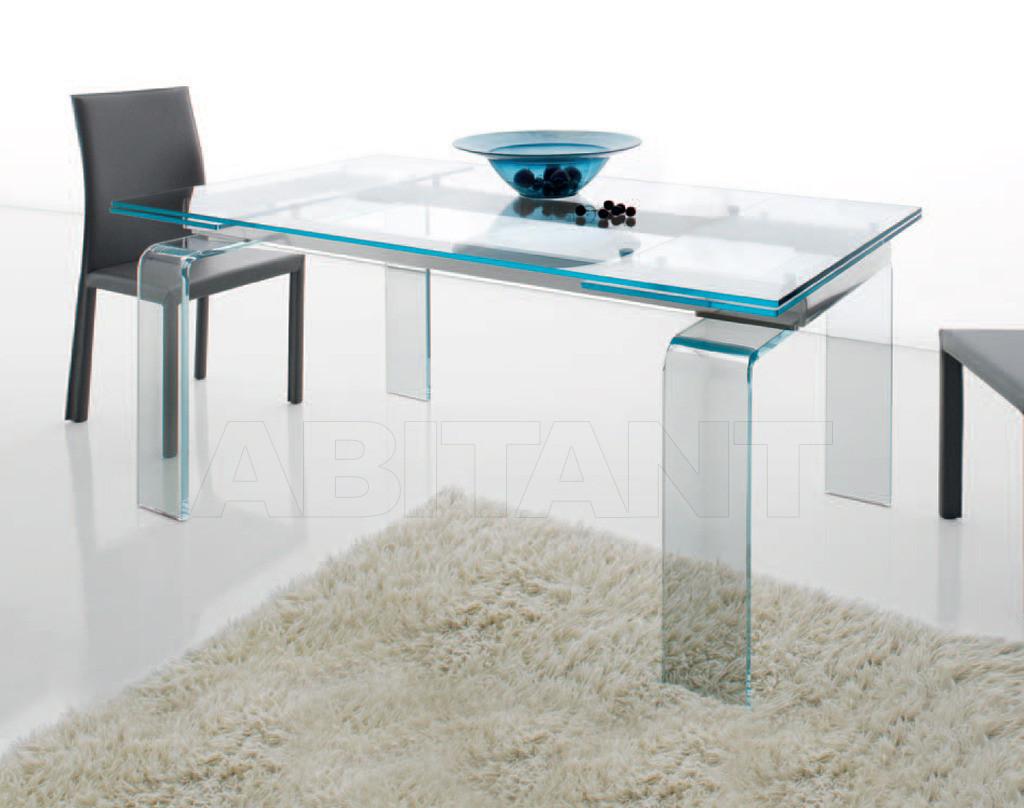 Купить Стол обеденный Light 160 COM.P.AR Extensible Tables 390+059+050 1