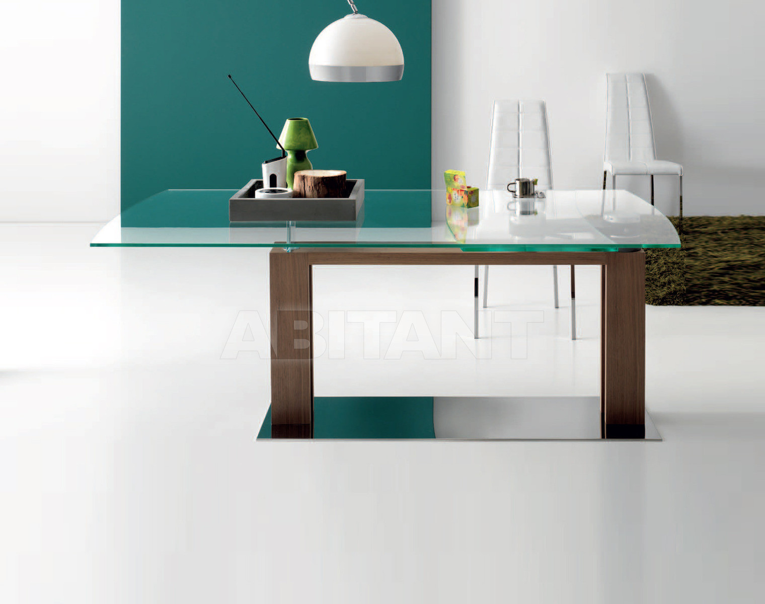 Купить Стол обеденный Quadro COM.P.AR Extensible Tables 593 + 029