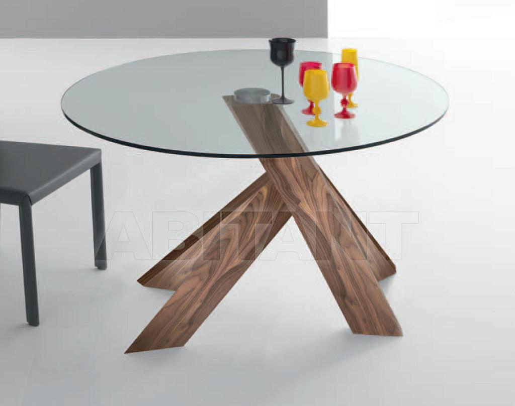 Купить Стол обеденный Moà Round COM.P.AR Fixed Tables 577 + 072
