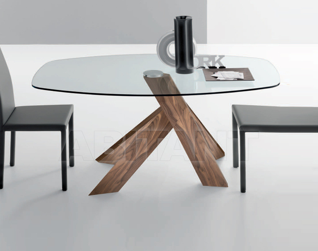 Купить Стол обеденный Moà Oval COM.P.AR Fixed Tables 577 + 076