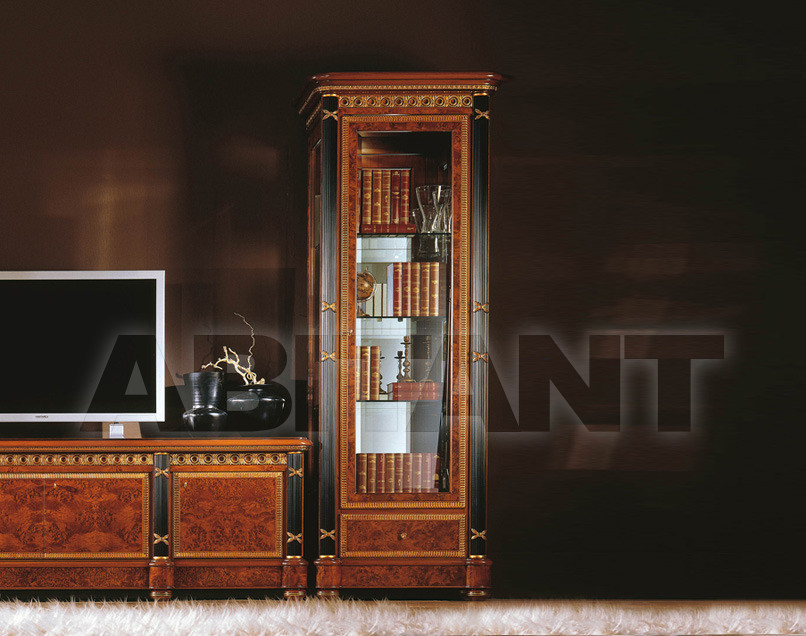 Купить Витрина Cantaluppi Collections 2012 LEVANTE Vetrina 1 anta