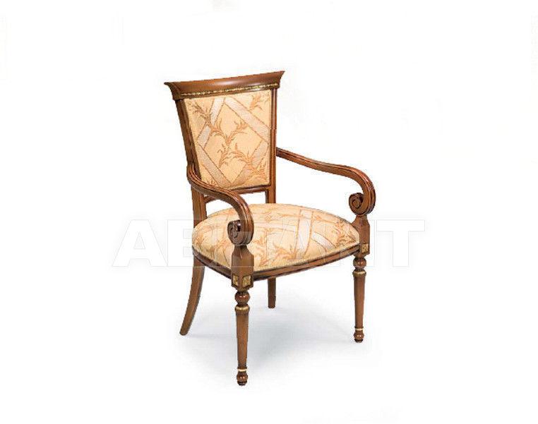 Купить Стул с подлокотниками Stil Salotti di Origgi Luigi e Figli s.n.c. Origgi Milord chair2