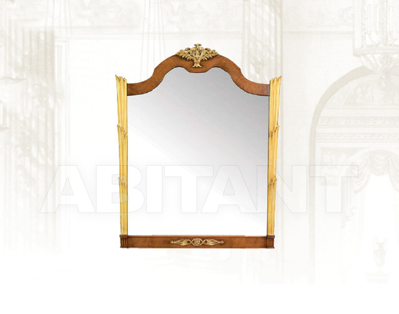 Купить Зеркало настенное Stil Salotti di Origgi Luigi e Figli s.n.c. Origgi Victoria mirror
