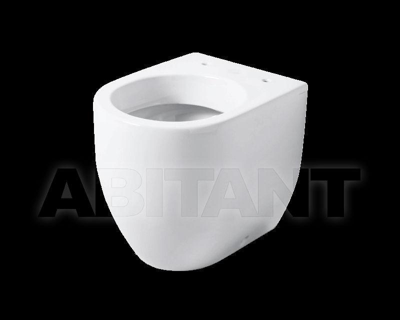 Купить Унитаз приставной Flo Kerasan 311801bi