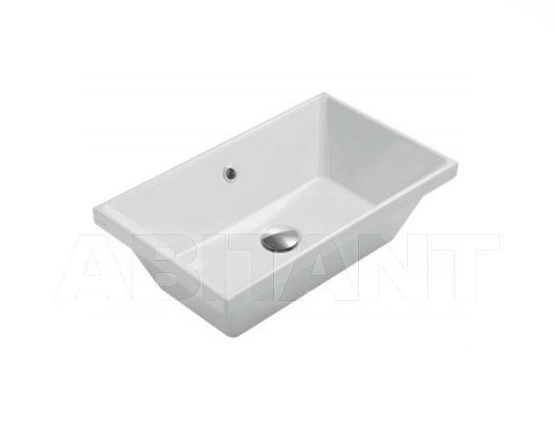Купить Раковина Forty3 Ceramica Globo FO056.BI*0