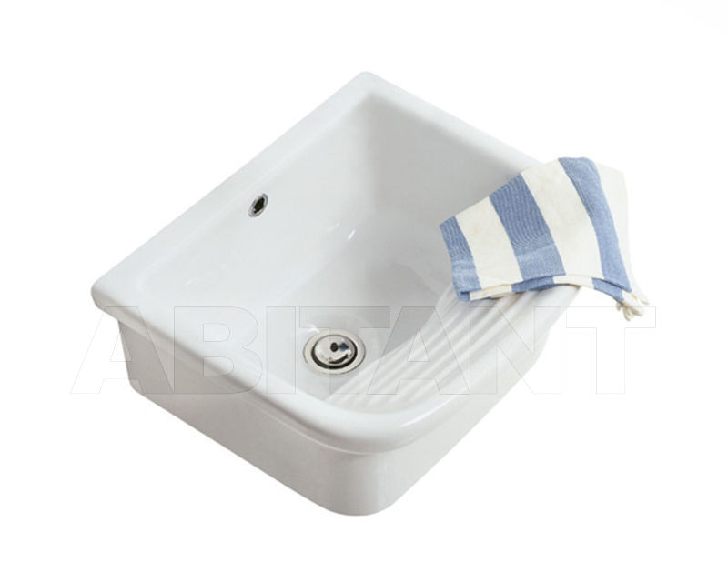 Купить Постирочная раковина  Lavabi d'arr Ceramica Globo VA046.BI*0
