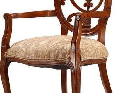 Стул с подлокотниками серии Recreational chair class