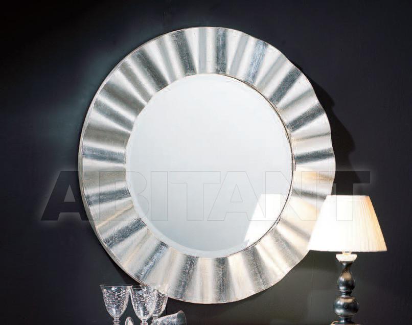 Купить Зеркало настенное Florence Art di Marini Bruno Srl 2012 911 Argento Bianco