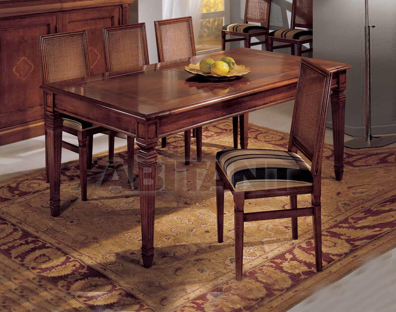 Купить Стол обеденный F.lli Corso Srl Les Classiques 1117