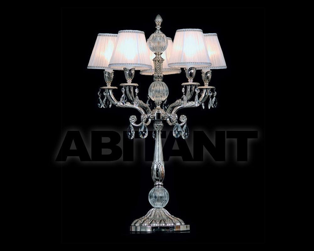 Купить Лампа настольная IL Paralume Marina  2013 931 FLAMBEAUX KR