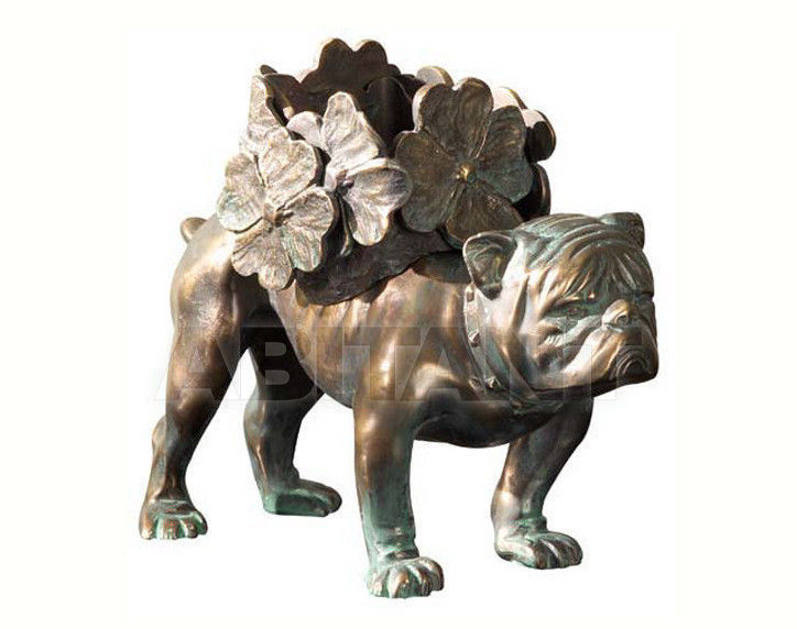 Купить Статуэтка Sergio Villa Mobilitaly 2003-2011 DOG Nature Bronze