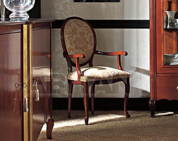 Купить Стул с подлокотниками Toscano Mobil Palazzo a972