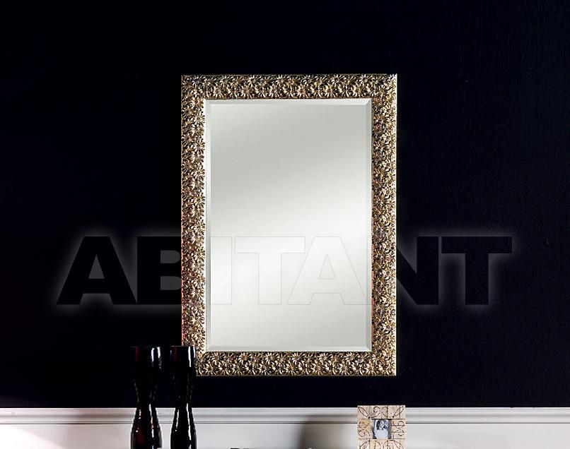 Купить Зеркало настенное Tarocco Vaccari Group Blue 7955
