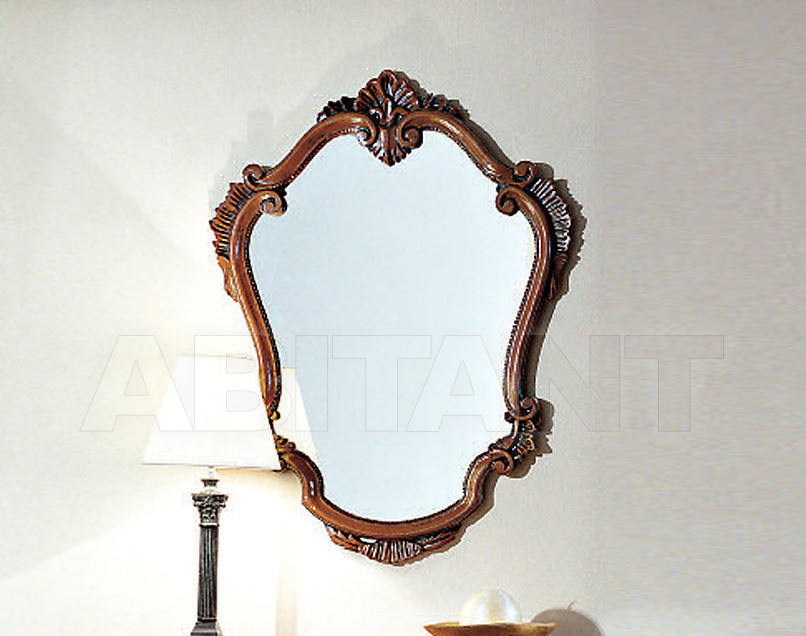Купить Зеркало настенное Tarocco Vaccari Group Blue 226