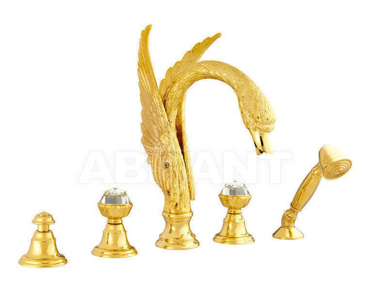 Купить Смеситель для ванны Mestre Antartica Swan 039256.A00.00