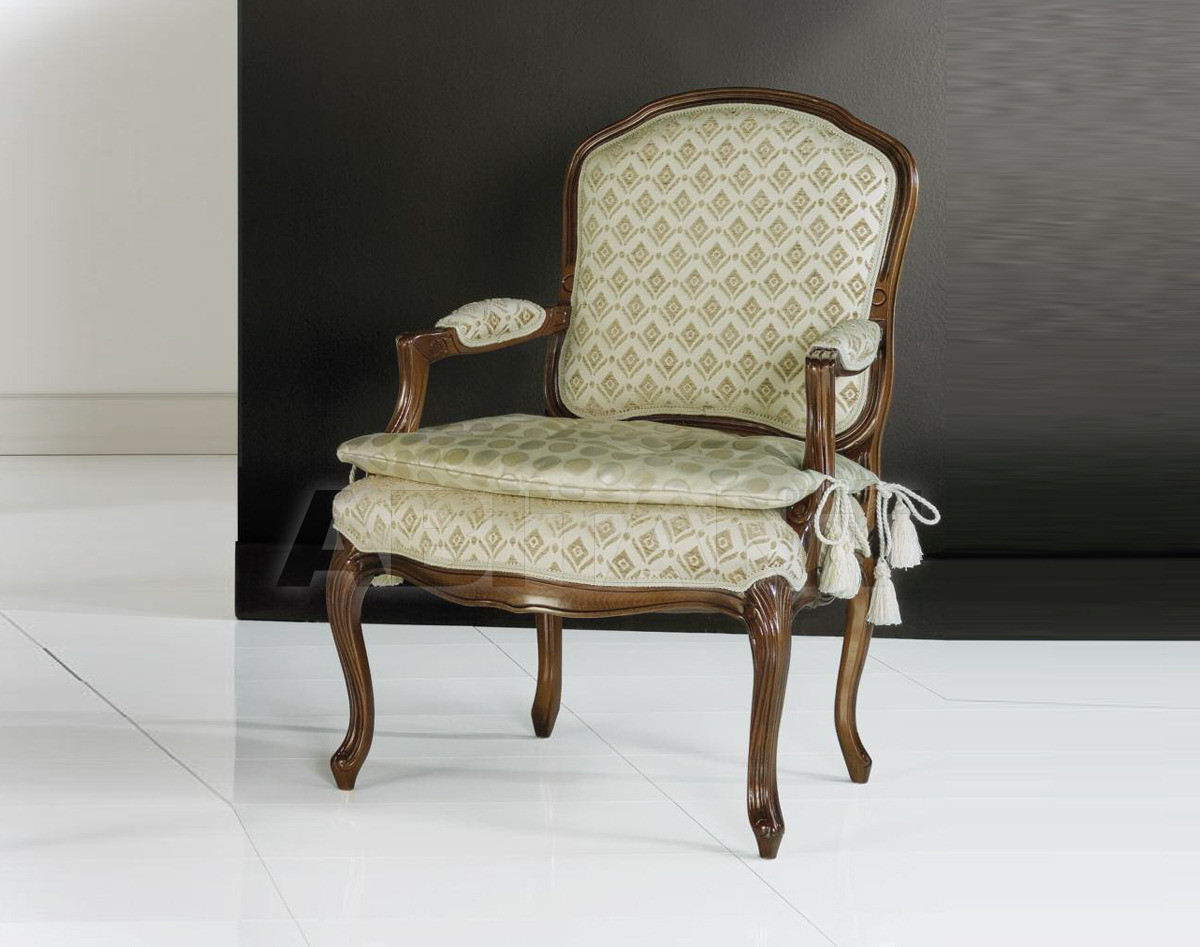 Купить Кресло Mobilsedia 2000 Srl Mobilsedia 2000 Duemila 609-PN Florence