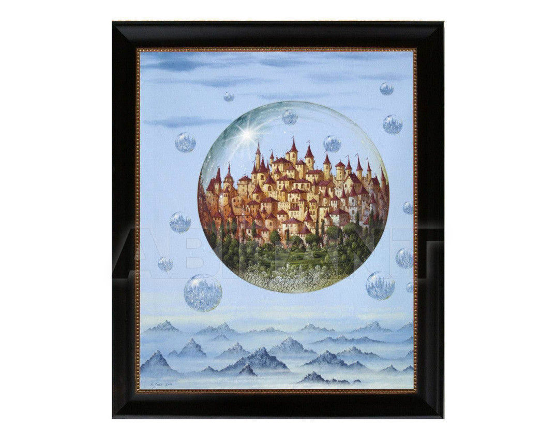 Купить Картина Cicognini Tiziana Collection 2011 Q36E